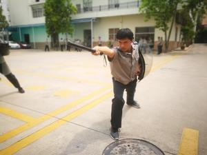 学校银行安保服务